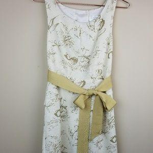 Moulinette Soeurs Anthropologie Windowpayne Dress